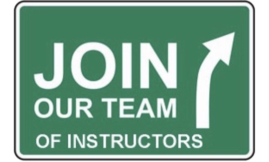 join our team of driving instructors